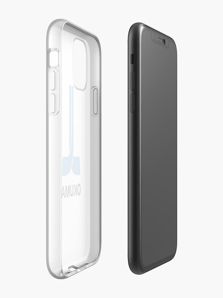 Alternate view of CNC - Okuma iPhone Case & Cover