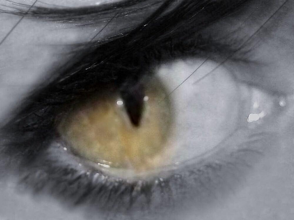 Kat's Eye by Kurly