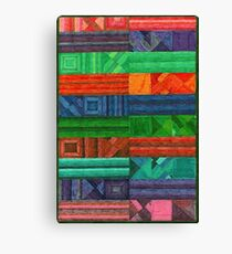 Abstract Art Study - Rug Canvas Print