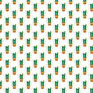 all over print cactus  by vasarenar