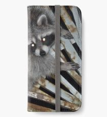 Raccoon iPhone Wallet/Case/Skin
