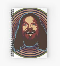 The Big Lebowski: The Dude Spiral Notebook
