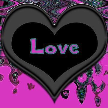 Love Heart by CarolM