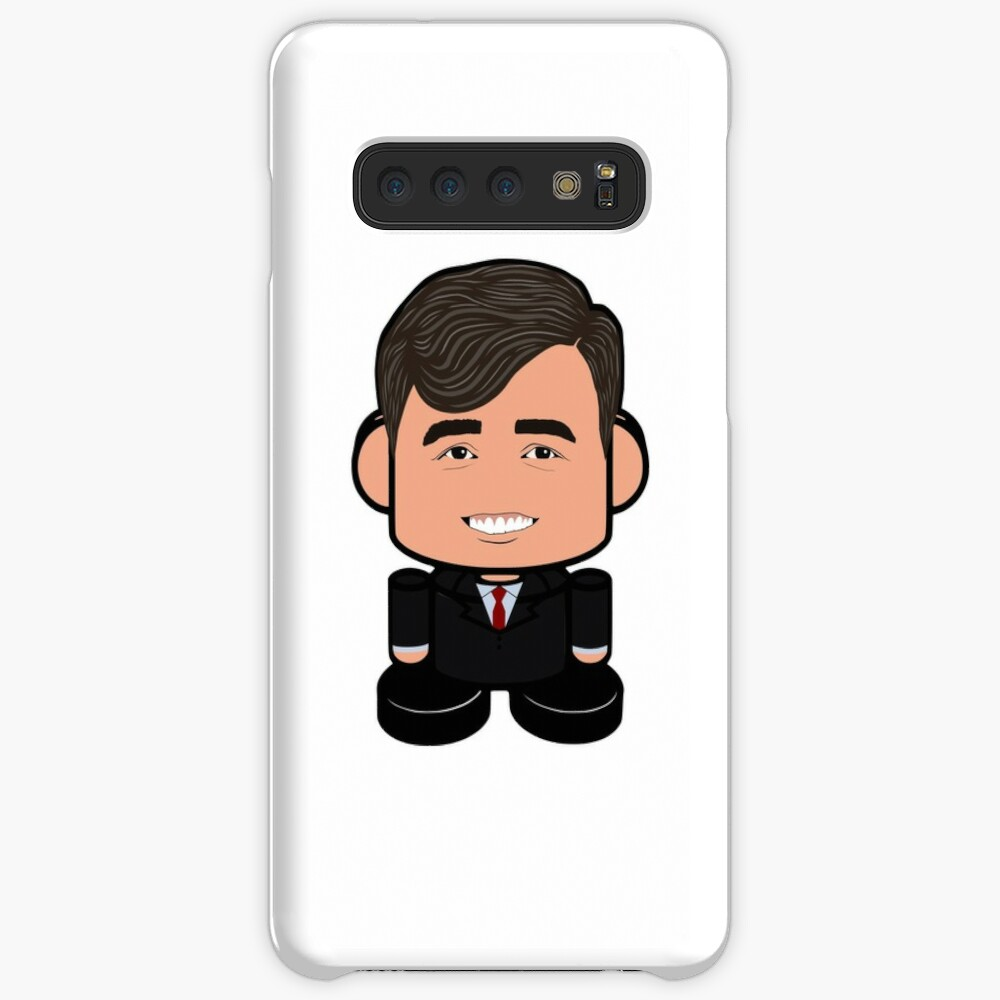 Beto'bot POLITICO'BOT Toy Robot Cases & Skins for Samsung Galaxy