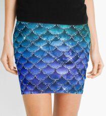 Mermaid Sparkles Multi 1 Mini Skirt