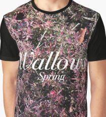 schwelbt im Frühling Grafik T-Shirt