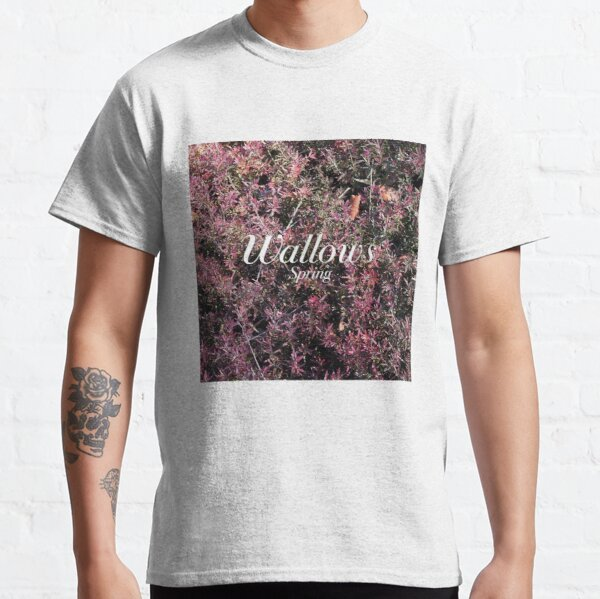 wallows spring ep Camiseta clásica