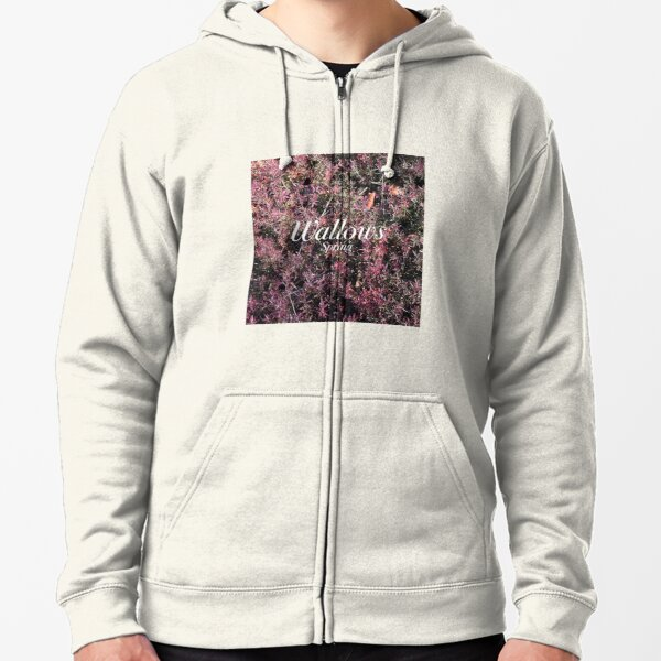 wallows spring ep  Zipped Hoodie