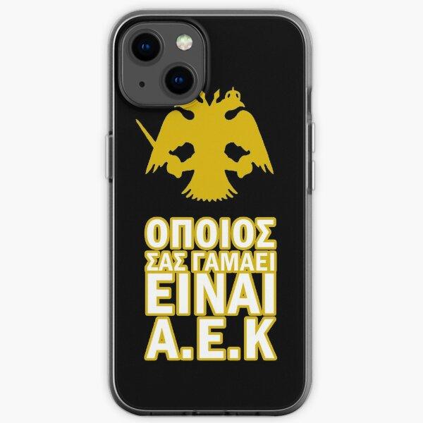 MONO A.E.K iPhone Soft Case
