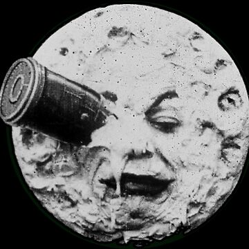 Trip to the moon - Le Voyage dans la Lune by Antxoita