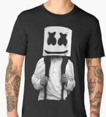 school marshmello Men's Premium T-Shirt