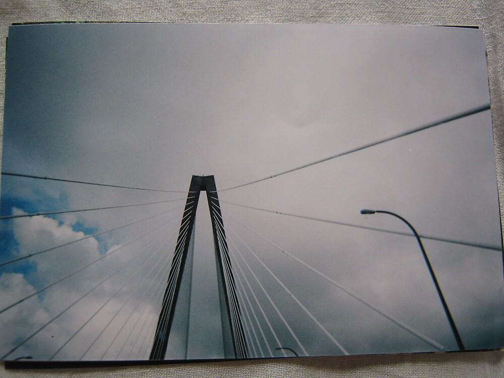postcard memory by SpaceKace