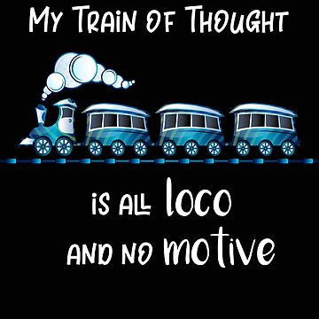 Trains Locomotive Train Lover Gift by stacyanne324