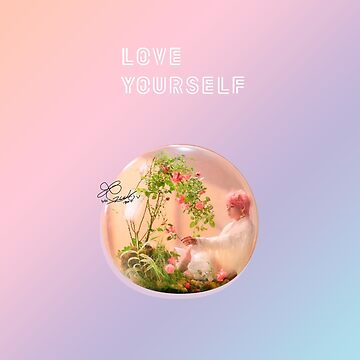 BTS - LOVE YOURSELF 'ANSWER' - V / Taehyung INSIDE by Red-One48