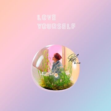 BTS - LOVE YOURSELF 'ANSWER' - Suga INSIDE by Red-One48