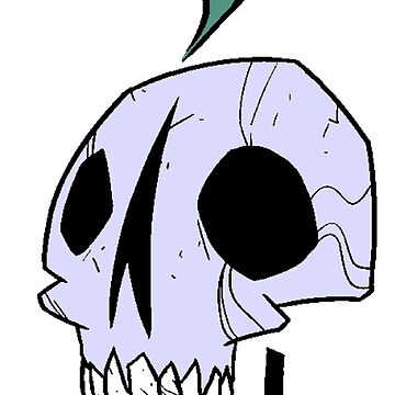 King Rad Skull by Reliantbunion72