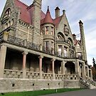 Craigdarroch Castle by George Cousins