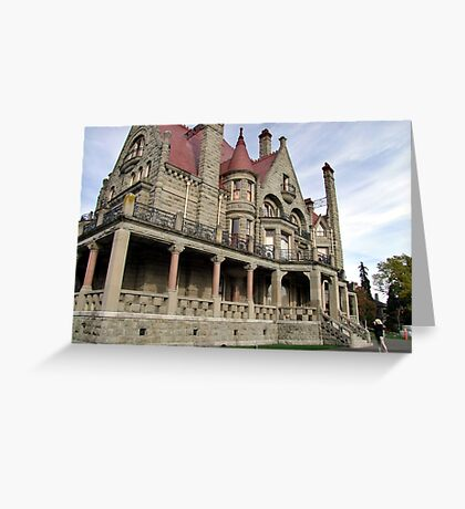 Craigdarroch Castle Greeting Card