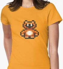 Tanooki Suit Women's Fitted T-Shirt