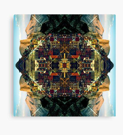 Cubism Dream Canvas Print