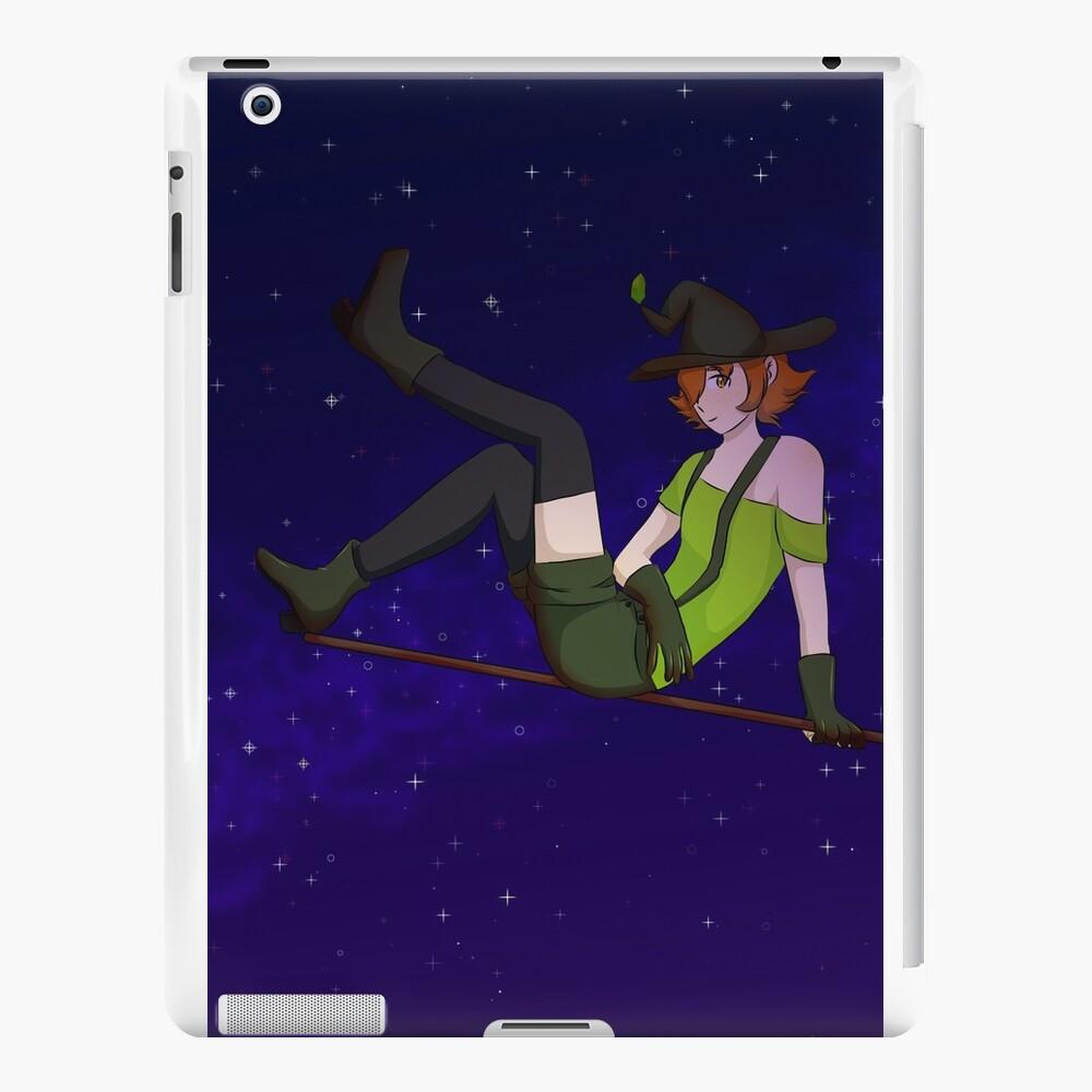 Hexe Pidge iPad-Hüllen & Klebefolien