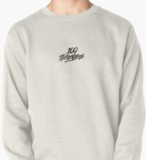 100 Thieves small logo Pullover