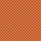 Jack O Lantern Pattern by creepyjoe