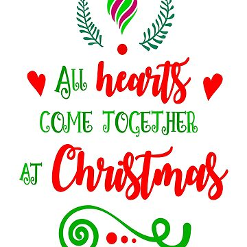 All Hearts Come Together At Christmas RBSSP by sandyspider