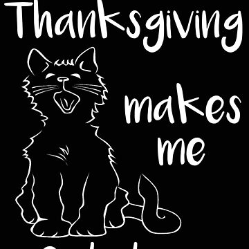 Thanksgiving Turkey Makes Me Catatonic by stacyanne324