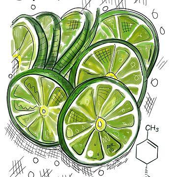 Lime Chemistry by SurlyAmy