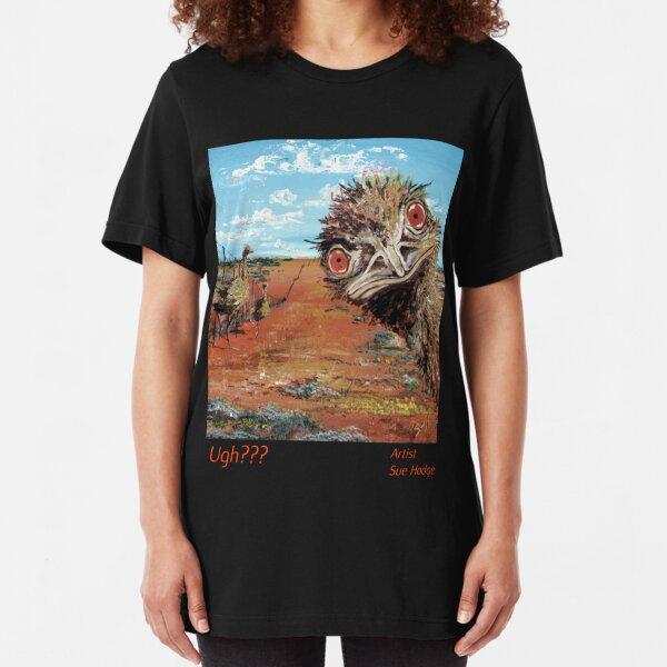 Emu Shirt Slim Fit T-Shirt
