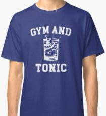 Gym and Tonic (sunny) Classic T-Shirt