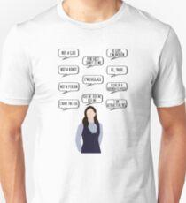 janet quotes Unisex T-Shirt