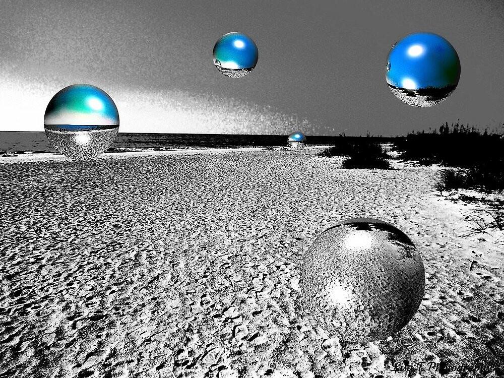 beach Invasion by Lisa  Trans