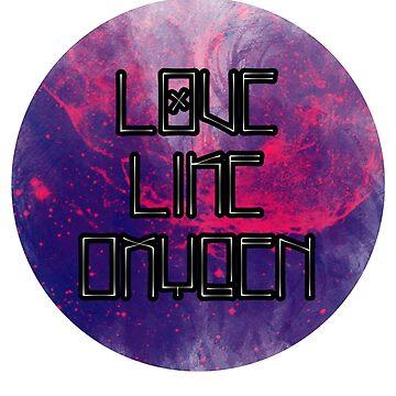 LOVE LIKE OXYGEN  by Lulu-Kim