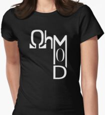 ohm Women's Fitted T-Shirt