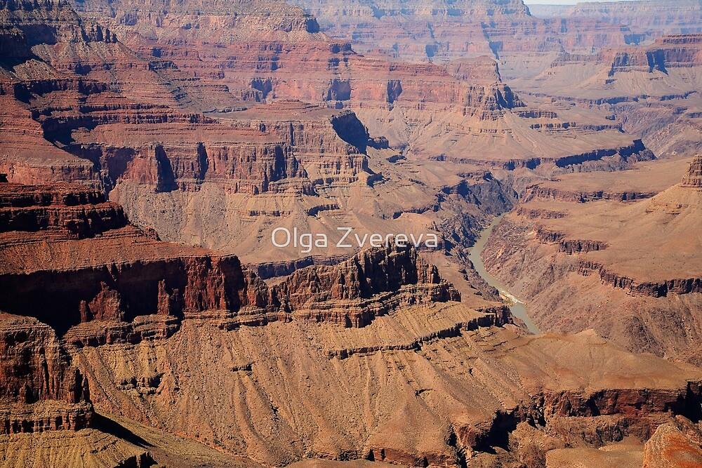 Grand Canyon by Olga Zvereva