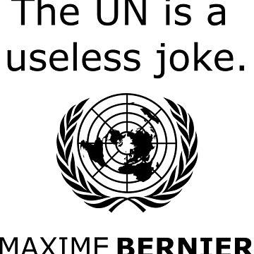 Max Bernier, broma inútil de la ONU de hackeycard