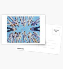 The Toss Postcards