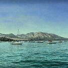 Tahoe Marina Textures by Joe Lach