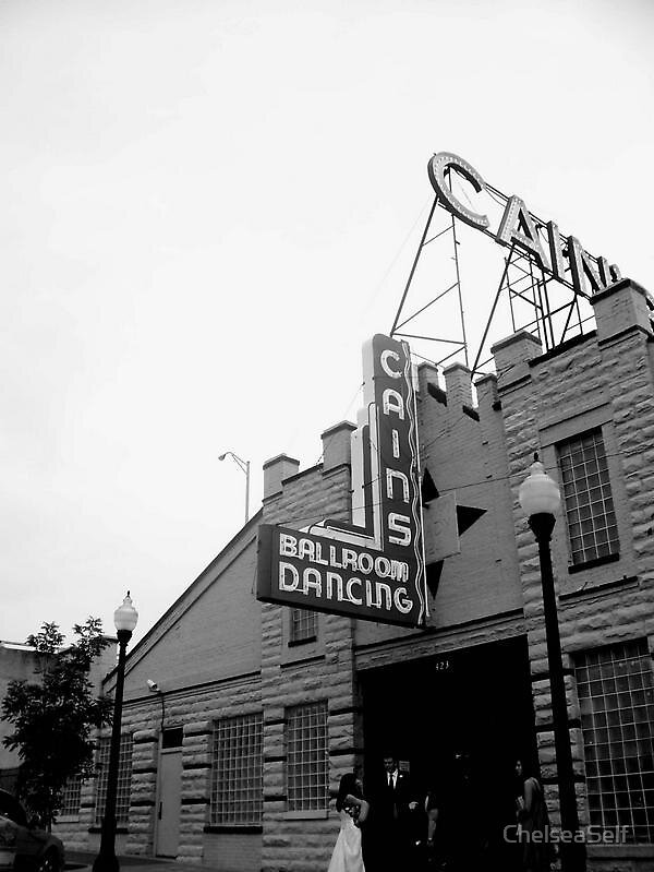 Cains Ballroom by ChelseaSelf
