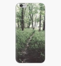 Small Spooky Trail iPhone Case