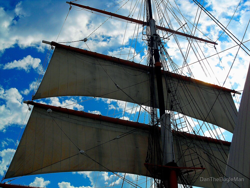 Sail away by DanTheBugleMan