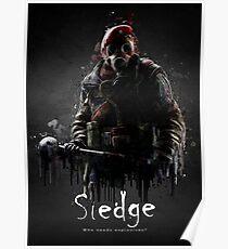 Sledge Elite Poster