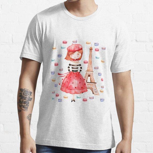 Paris Macarons Essential T-Shirt