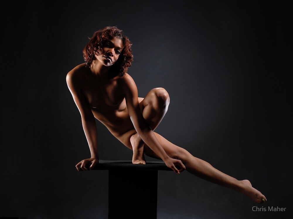 Platform Work #0953, a nude by Chris Maher by Chris Maher