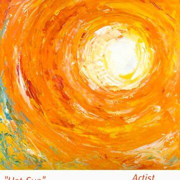 Hot Sun by Ochresands