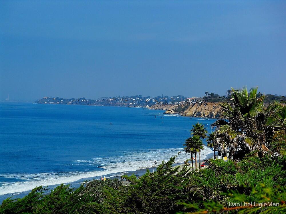 Beach View by DanTheBugleMan