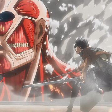 attack on titan  by dwilliams5391