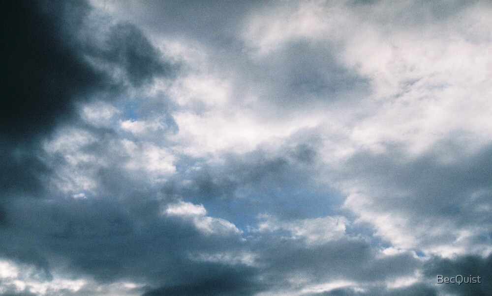 Its coming- Cloud 1 by BecQuist